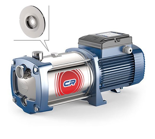 3-7CR 90-130-200 Odstředivá elektrická čerpadla s více oběžnými koly