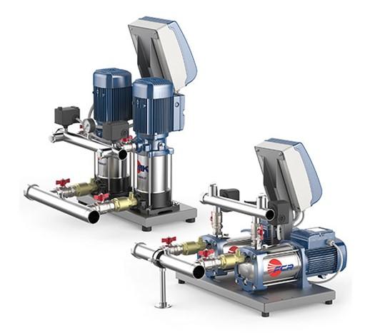Automatické tlakové stanice
