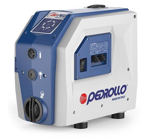 Automatická tlaková stanice s frekvenčním měničem