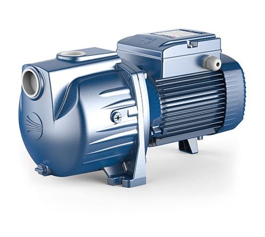 Samonasávací čerpadla SPRINKLER jsou navržena tak, aby nasávala vodu i za přítomnosti vzduchu smíchaného s čerpanou kapalinou.